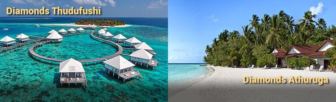 Exotika Maledivy Diamonds Hotels