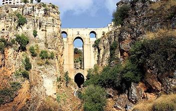 Krásy Andalusie - Ronda
