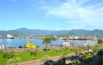 Batumi přístav